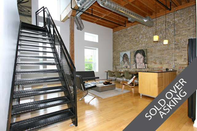 212 27 brock avenue toronto loft boutique