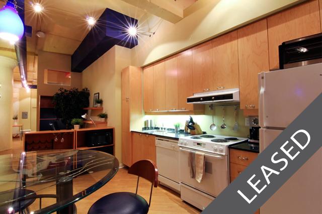536 155 dalhousie street toronto loft boutique - Authentic concepts kitchen bath design ...